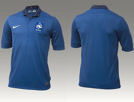 new style 94986 f107f France's National Team jersey to be unveiled today. | Ligue ...